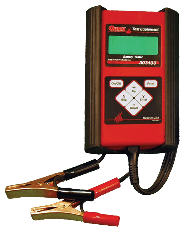 Auto Battery Tester Product : Battery testers midstate